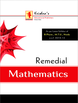REMEDIAL MATHEMATICS:: 81-8283-259-6 :: A R  Vasishtha